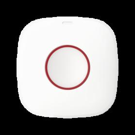 Buton de urgenta Wireless AX PRO 868Mhz, un canal, montaj aplicat - HIKVISION DS-PDEB1-EG2-WE
