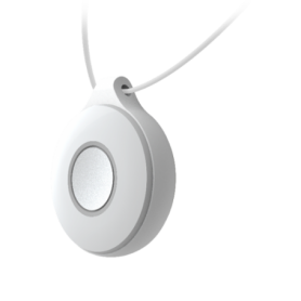 Buton portabil de urgenta Wireless AX PRO 868Mhz, un canal - HIKVISION DS-PDEBP1-EG2-WE