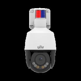 Camera IP mini-PTZ seria LightHunter 5 MP, zoom optic 4X, Audio, Alarma, SDcard, IR 50M - UNV IPC675LFW-AX4DUPKC-VG