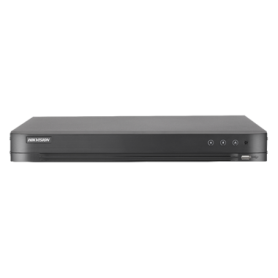 DVR 24 ch. Analog HD 4MP lite + 2 ch. IP, 1 ch. audio - HIKVISION DS-7224HQHI-K2