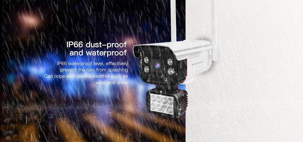 camera supraveghere wireless Vstarcam CS51
