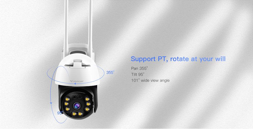 camera supraveghere wireless Vstarcam CS64