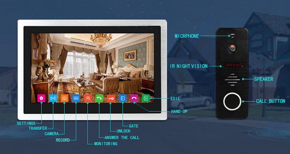 videointerfon morningtech