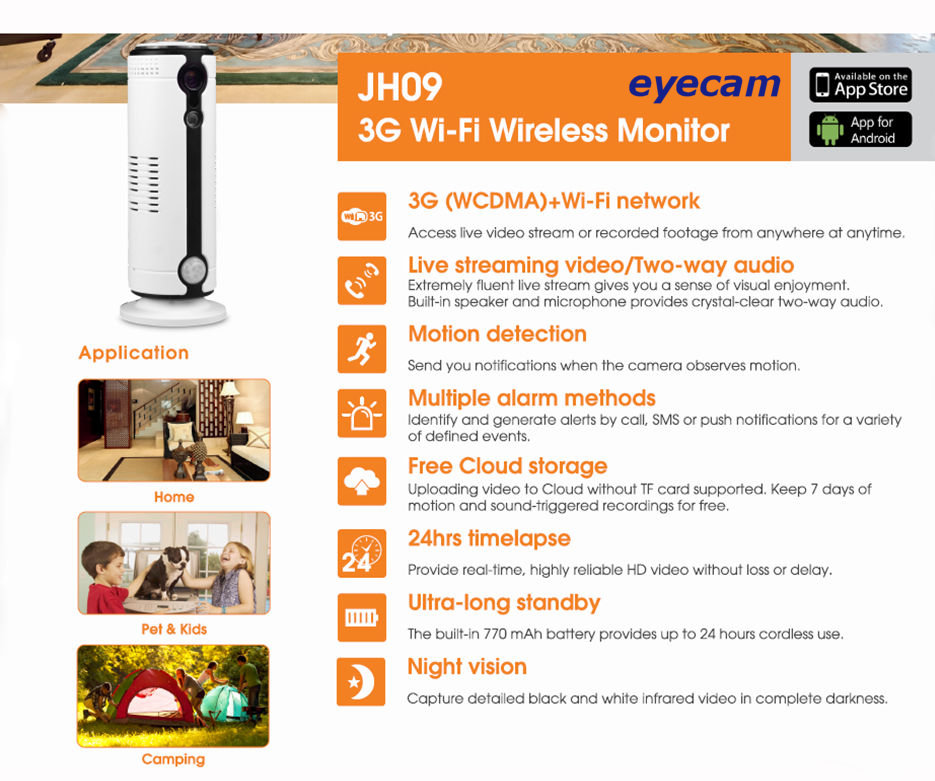 camera-supraveghere-wireless-ip-wifi-3g-720p-jh09-21